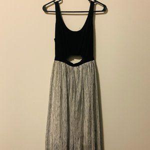Abercrombie midi dress